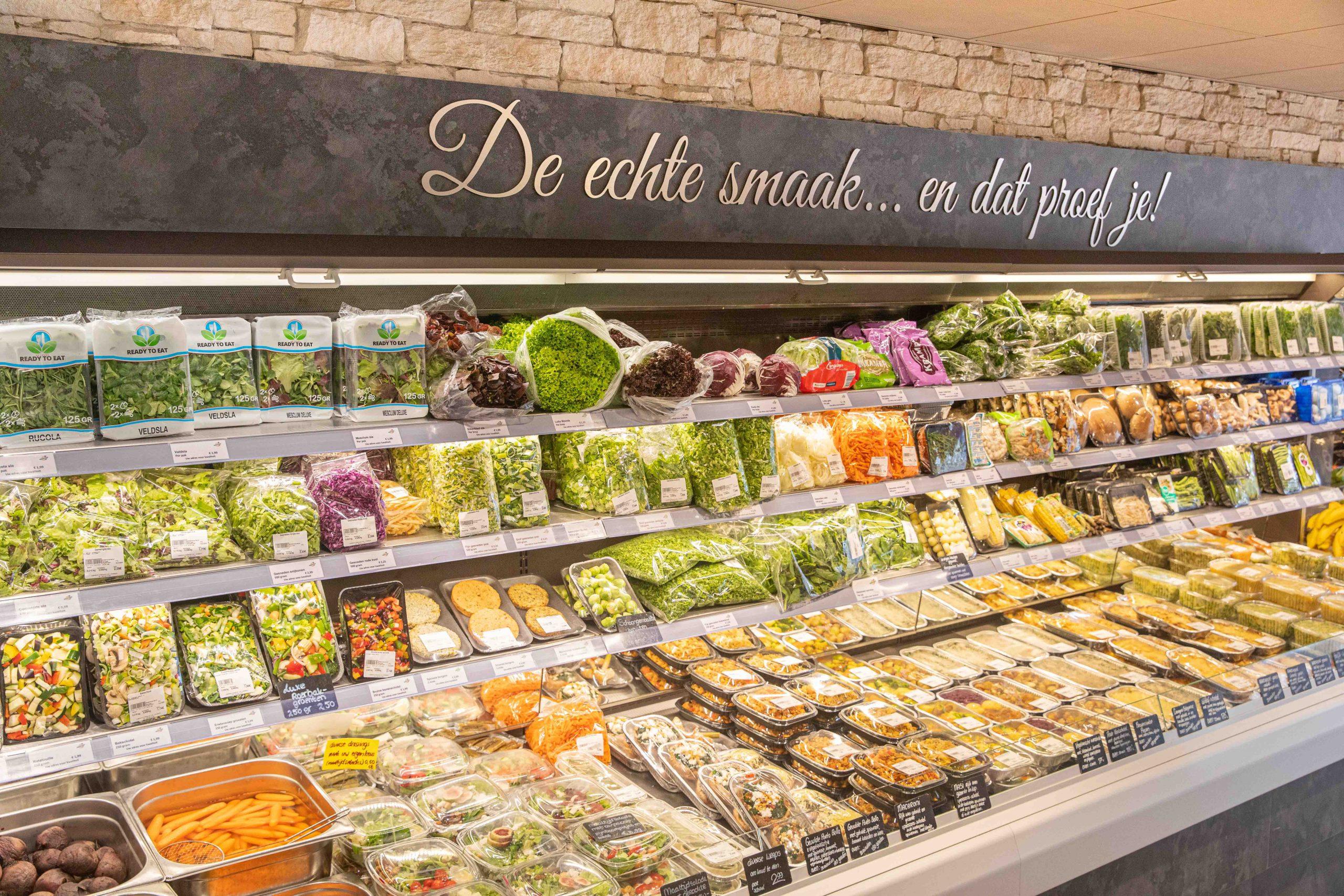 Verse maaltijden in de winkel   Gijsbrecht Groente   Hilversum